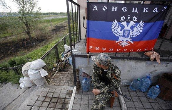 Бойовики навмисне псують українські паспорти наКПВВ