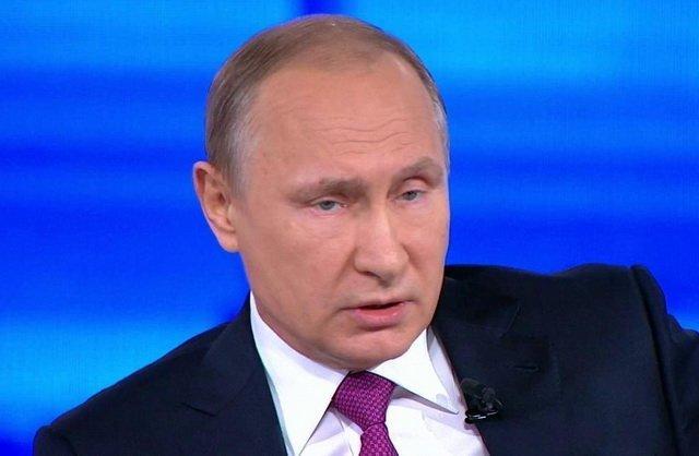 Путін розповів про свого українського кума-націоналіста