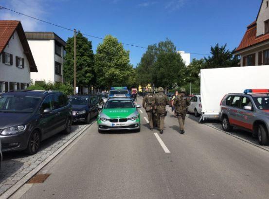 Стрілянина у Мюнхені: оприлюднено відео з місця події