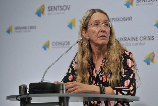 Украинцам назвали размер зарплаты Супрун в апреле