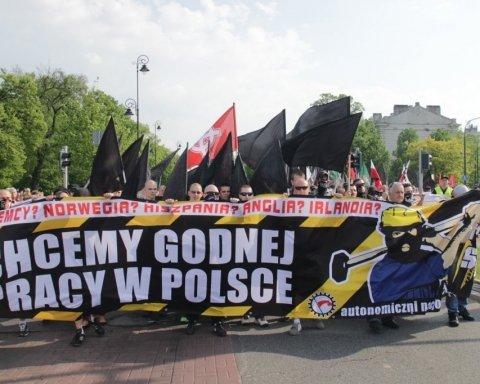 В Польше заработает легальная база вакансий для украинцев