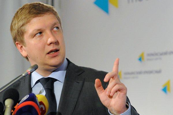 Коболєв розповів про перспективи для України отримувати скраплений газ з США