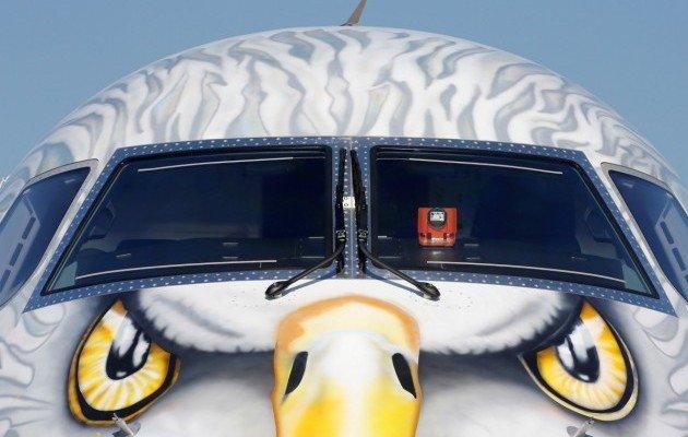 Прем'єра українського Ан-132D на масштабному авіашоу у Франц