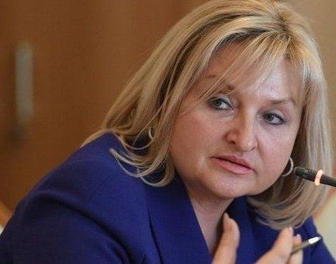 Жена Луценко поразила украинцев дорогим мехом