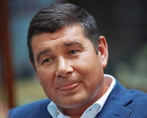 Доскакався: втікач Онищенко впав з коня