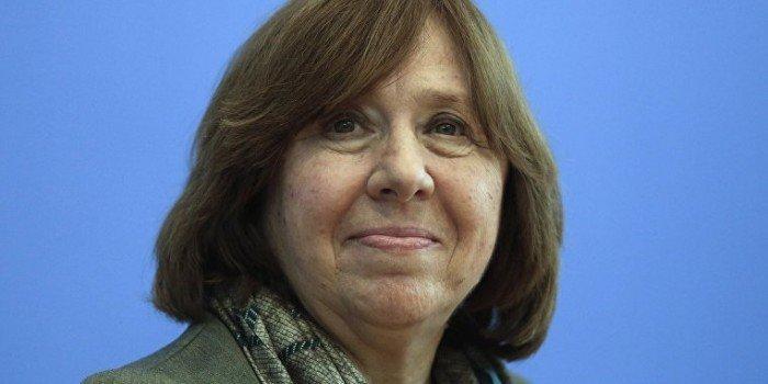 """Нобелівський лауреат розповіла Європарламенту про """"божевілля"""" росіян, відео"""