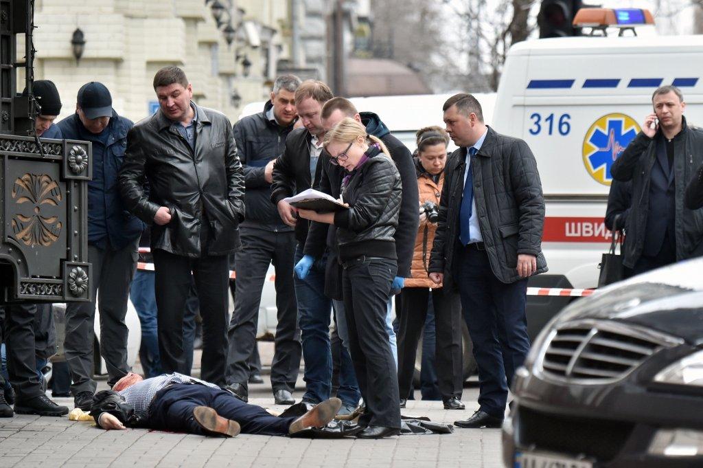 Вбивство Вороненкова: у Павлограді проходять затримання причетних