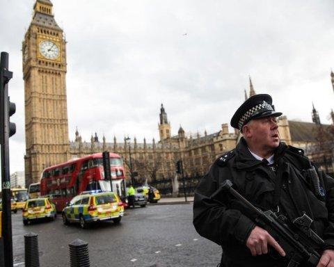 Поліція порахувала час для захоплення британського парламенту терористами