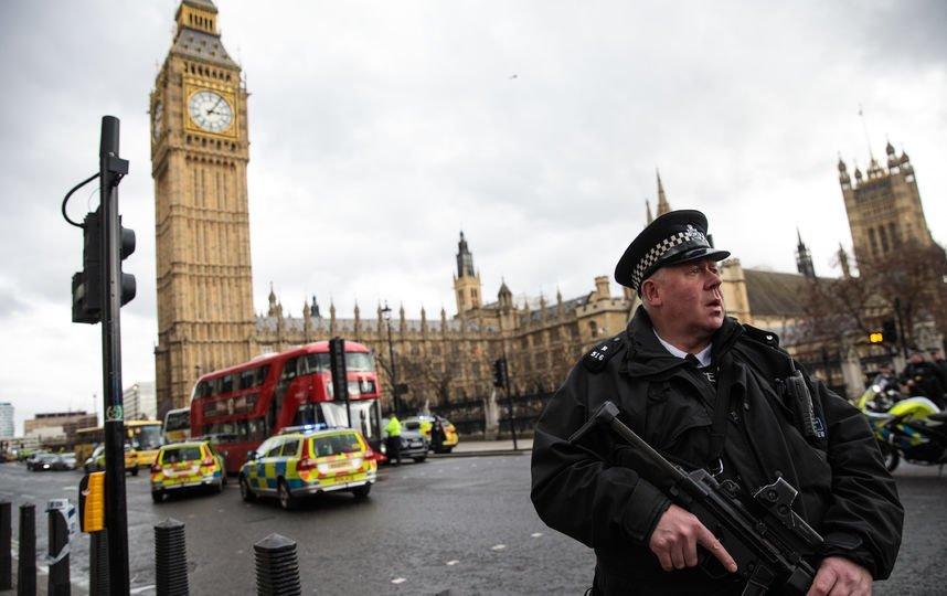 Английские полицейские узнали, что для атаки здания парламента террористам хватит 5-ти минут