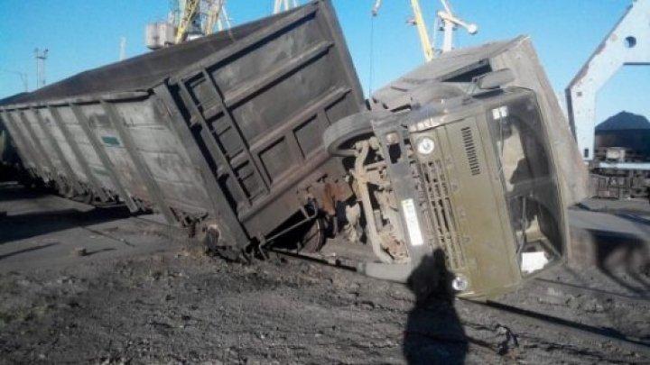 Жахливе ДТП у Грузії: потяг зіткнувся з вантажівкою