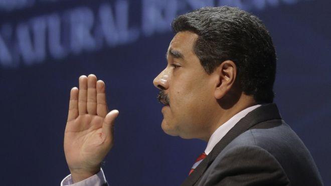Мадуро замінить парламент Венесуели, щоб прибрати опозицію