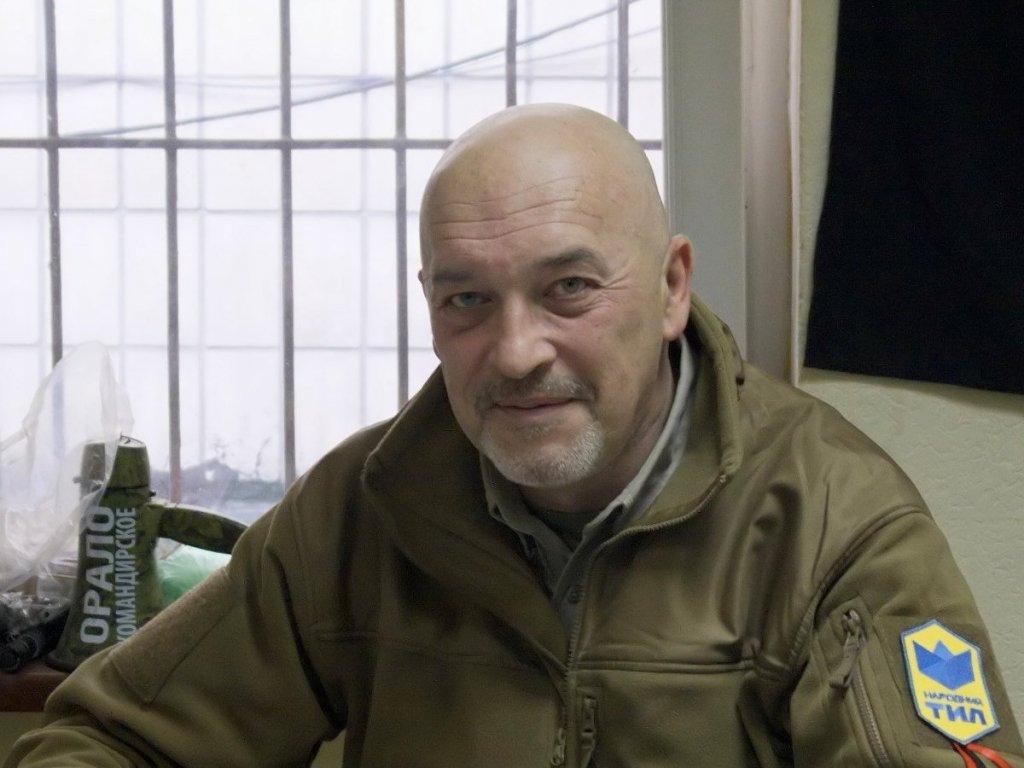 Георгий Тука: я убедился, что никакого особого народа на Донбассе не существует
