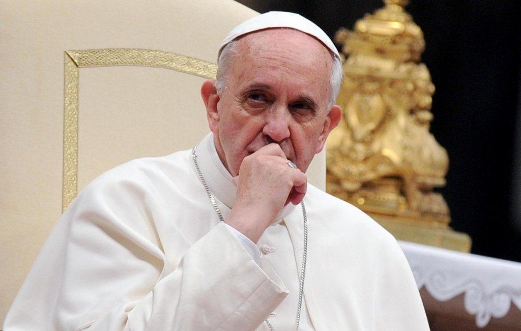 Папа Римський різко відреагував на біженців в Європі
