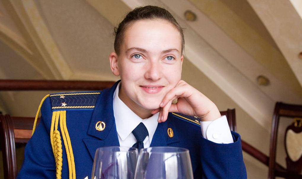 Надія Савченко хоче запровадити в початковій школі військову кафедру