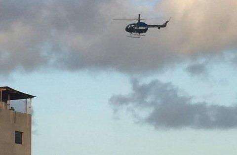 В Венесуэле вертолет атаковал здание Верховного суда, видео