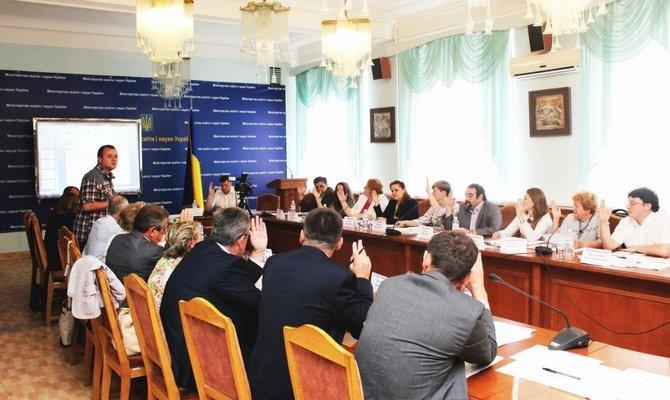 Поріг тесту ЗНО зукраїнської мови склав 24 тестових бали