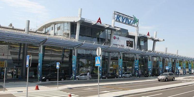 УКиївському аеропорту затримали росіянина, підозрюваного утероризмі