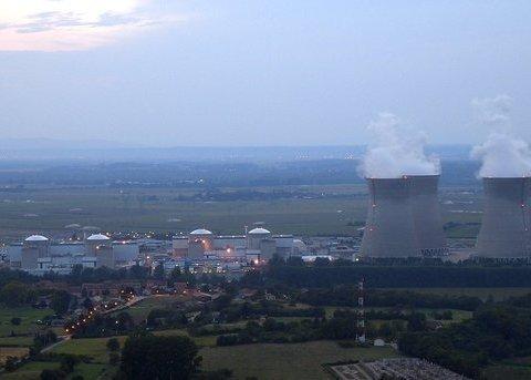 На АЭС во Франции вспыхнул пожар