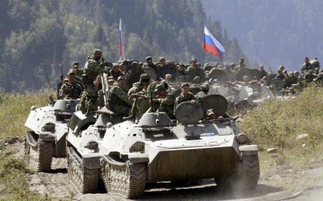 Российкие военные неожиданно начали учения в Армении