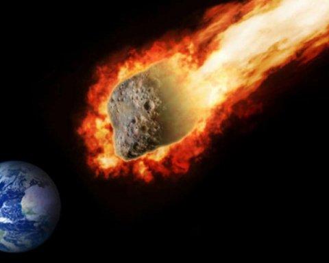 Рядом з Землей пролетел огромный астероид: что известно