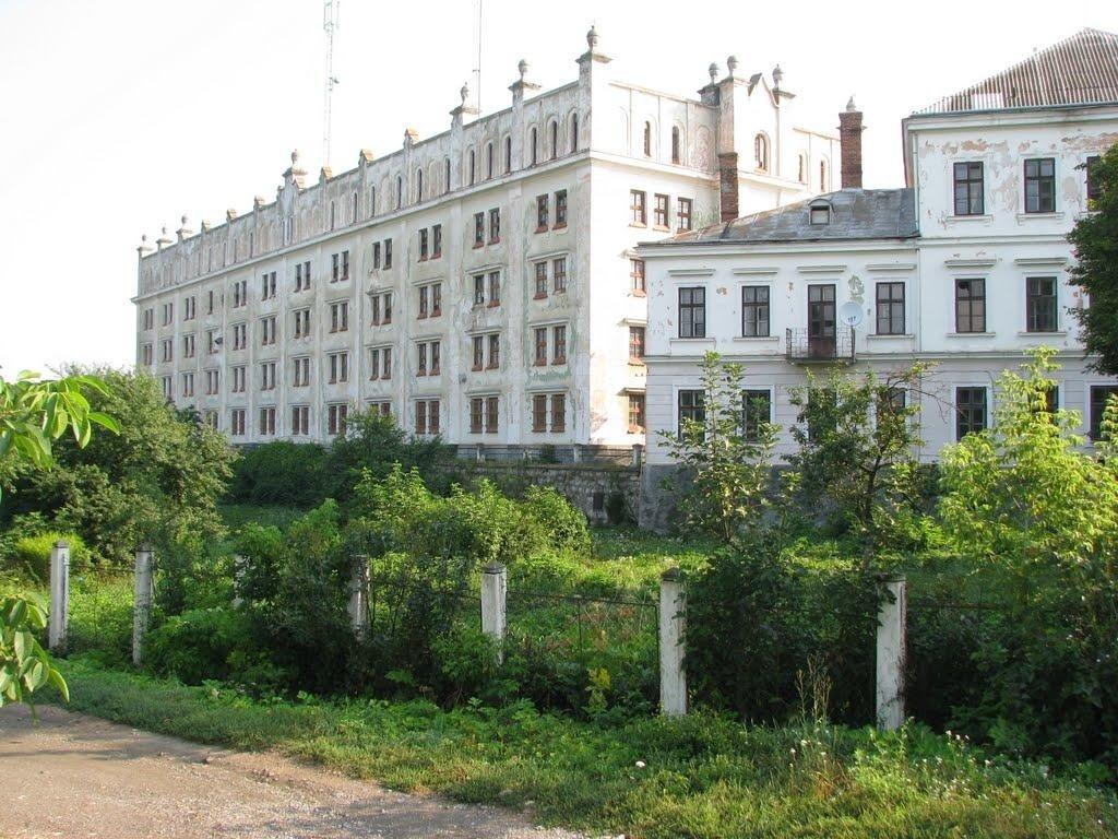 Росіянин продає 400-річний замок на Тернопільщині