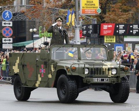 Полторак раскрыл некоторые новшества военного парада на День Независимости