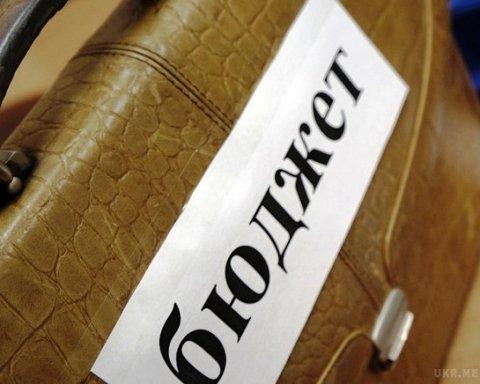Держбюджет України виріс на 3%