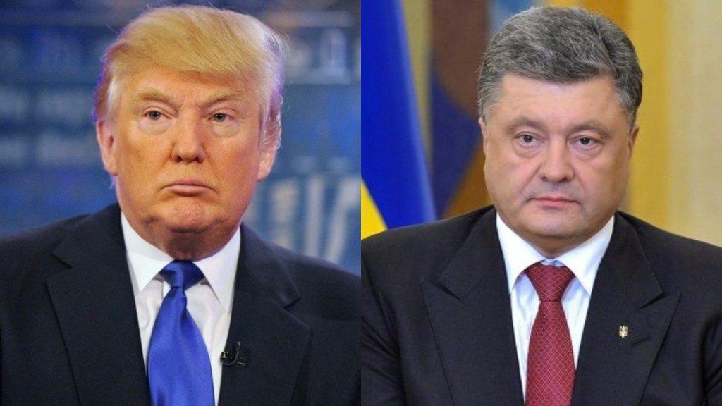 Навіщо потрібна Україна: про що Порошенко розмовлятиме з Трампом