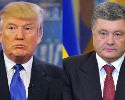 Зачем вообще нужна Украина: о чем Порошенко будет говорить с Трампом