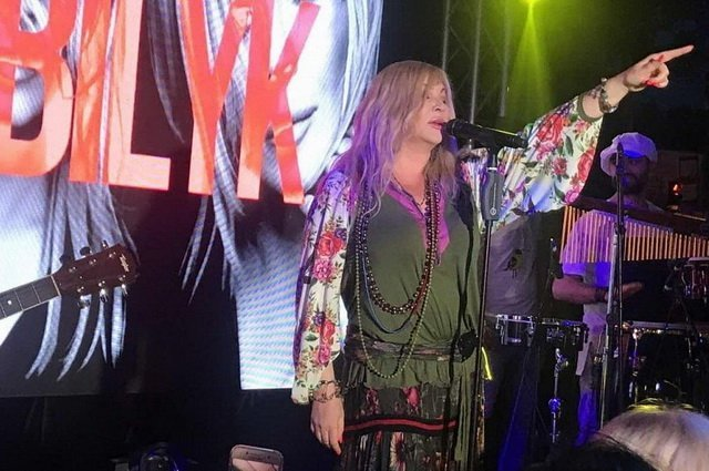 Концерт Ірини Білик в Одесі закінчився оформленням двох кримінальних справ