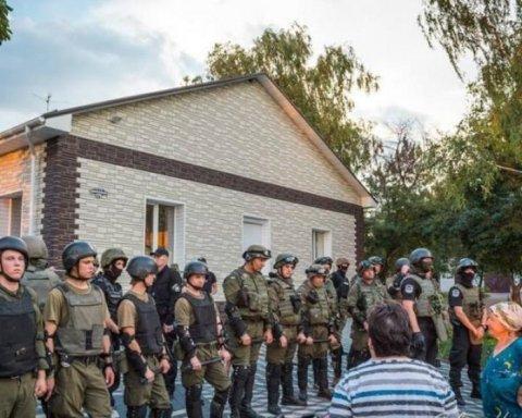 Прокуратура проверит правомерность избиения АТОшникив спецназовцами