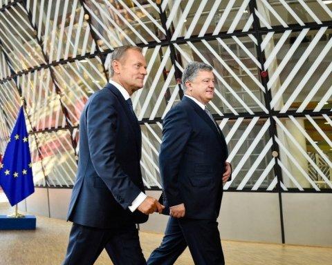 Порошенко повідомив, коли запрацює угода про асоціацію з ЄС