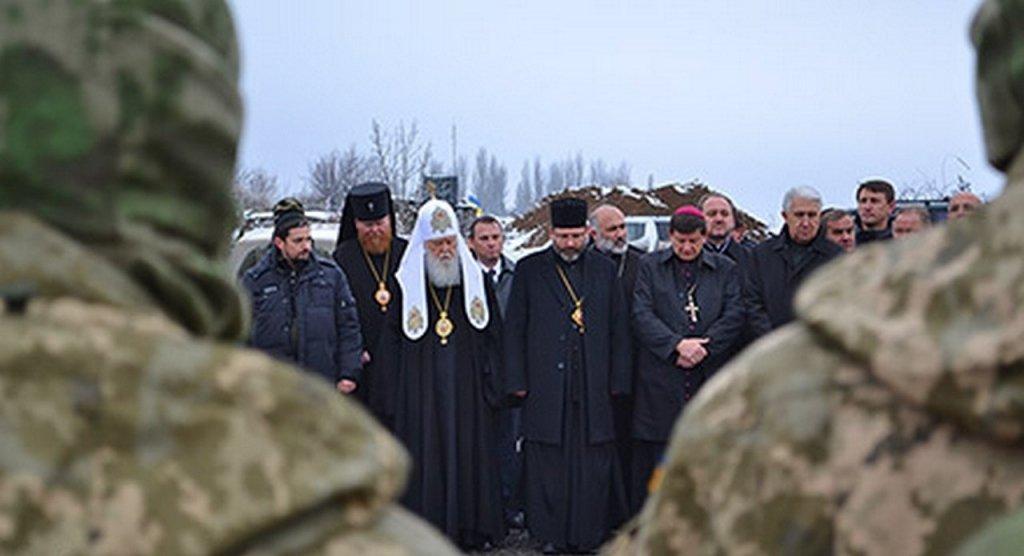 Парубий рассказал о попытках Путина развязать религиозную войну