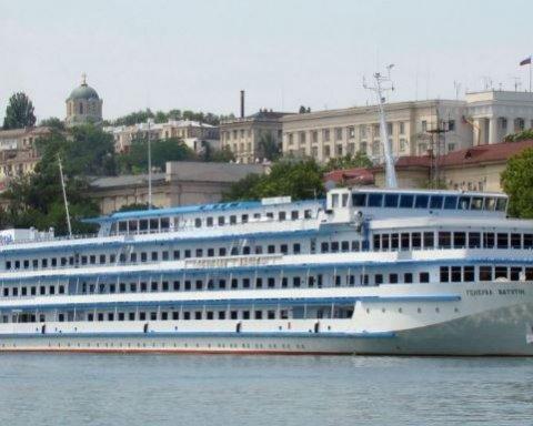 Стало известно, что будет делать в РФ украинский лайнер «Генерал Ватутин»