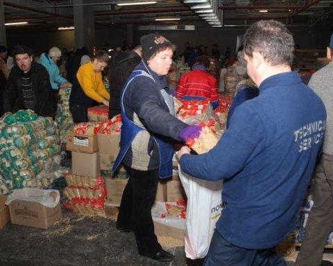 Гумконвои на Донбасс – теперь и из Беларуси