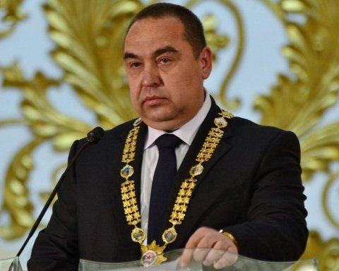Плотницький виступив з погрозами на адресу Порошенка і європейських лідерів