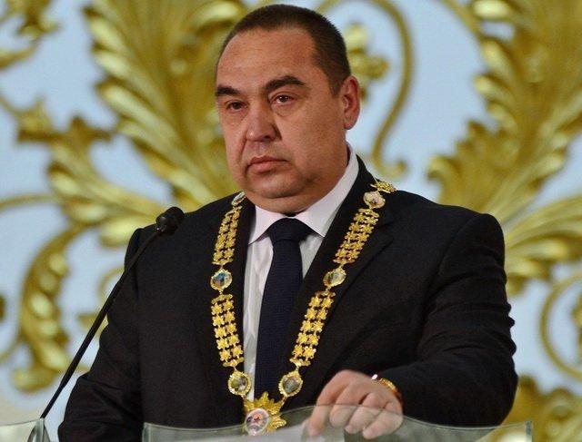 Плотницкий выступил с угрозами в адрес Порошенко и европейских лидеров