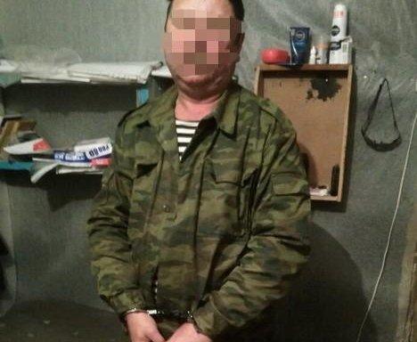 """На Луганщині затриманий бойовик """"ЛНР"""" дав свідчення проти Росії, оприлюднено відео"""
