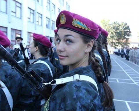 Нацгвардія вперше отримала жінок-офіцерів