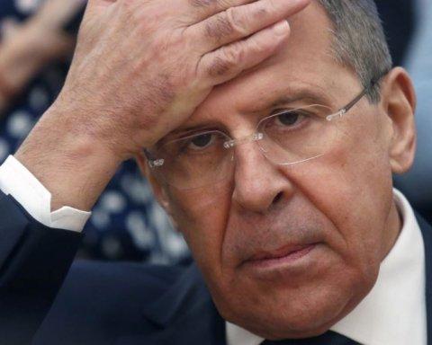 """""""Туалетний"""" конфуз людей Путіна: з'явився новий жарт про Лаврова та Порошенка"""