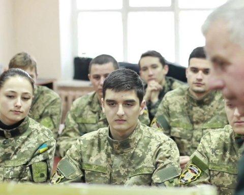 Студентів військових кафедр ВНЗ відправлятимуть на практику до армії