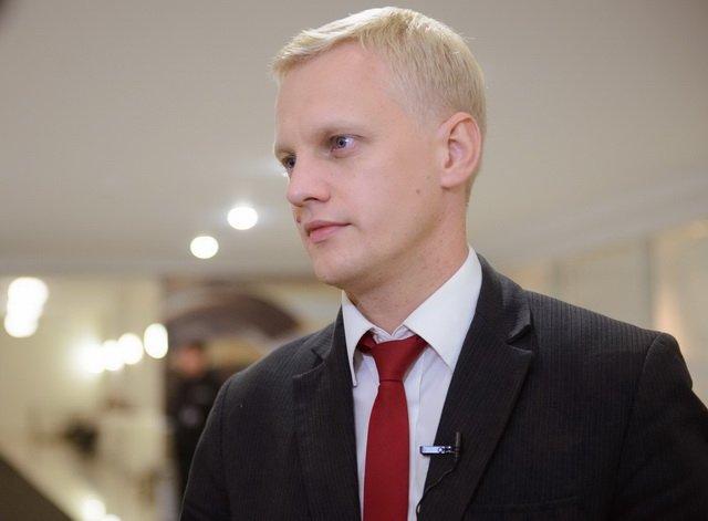 Шабунин подвергся нападению с примением газового баллончика, опубликовано видео