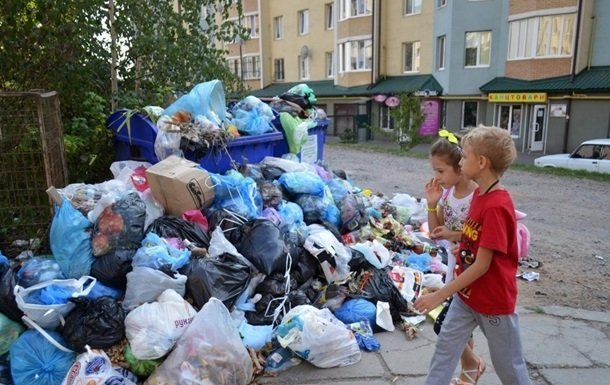 """Львівське сміття отримало нового """"покровителя"""""""