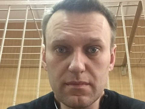 Головного ворога Путіна кинули за грати на 20 діб: стало відомо за що