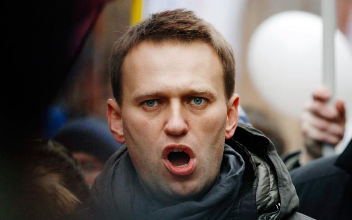 Олексій Навальний розповів про своє бачення припинення війни на Донбасі