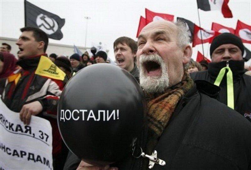 Кремль уничтожил адекватную оппозицию в России — Боровой
