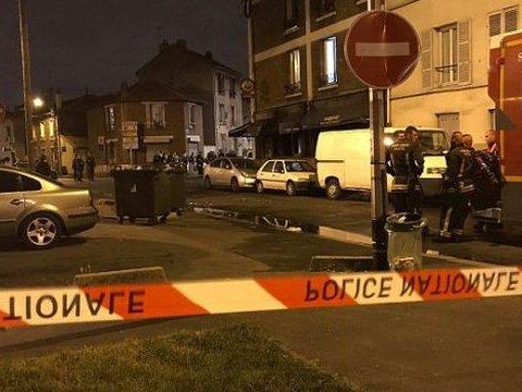 В Париже ресторан атаковали «коктейлем Молотова», есть пострадавшие