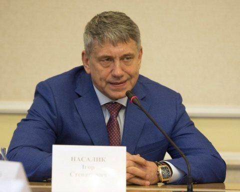 Понад 3 мільйони: українців вразили доходами Насалика