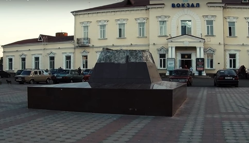 У Подільську знесли пам'ятник нальотчикові-революціонеру Котовському