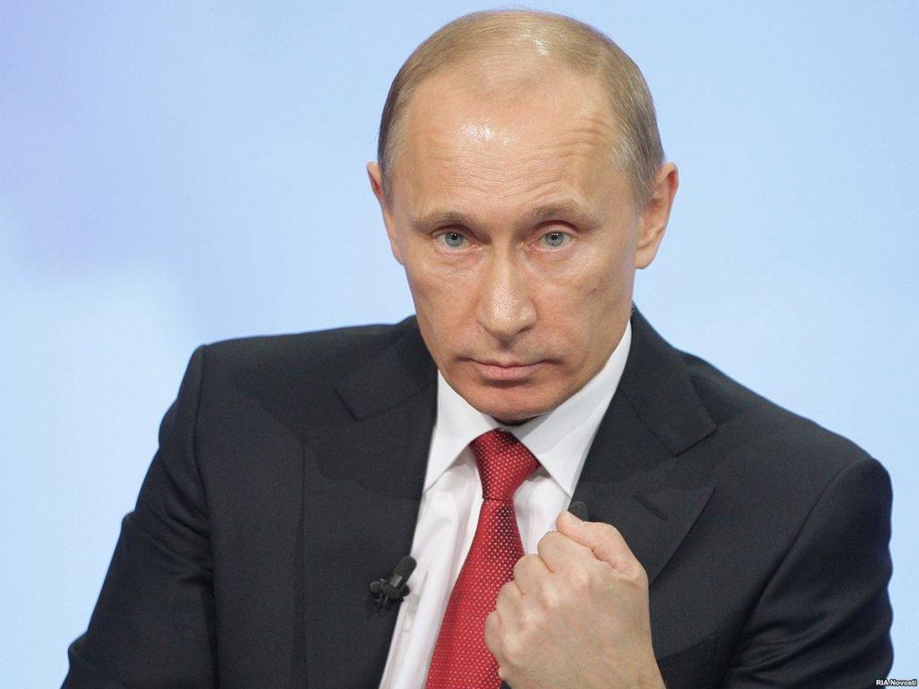 Путін нагадав США про агресивні дії в 2012 році